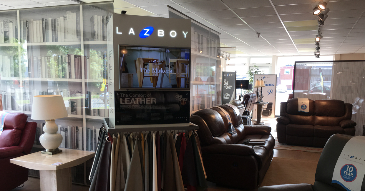 La Z Boy Furniture Galleries Set To Impress Furniture News Magazine