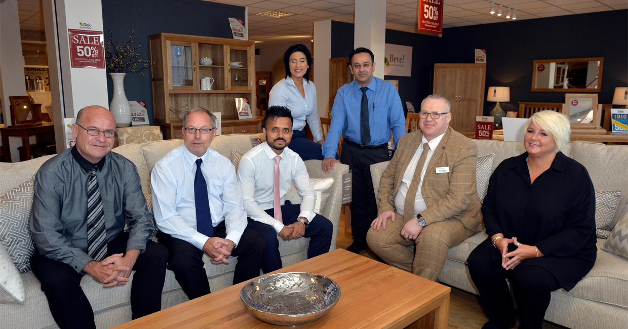 Oak Furniture Land Opens Romford Showroom Furniture News Magazine
