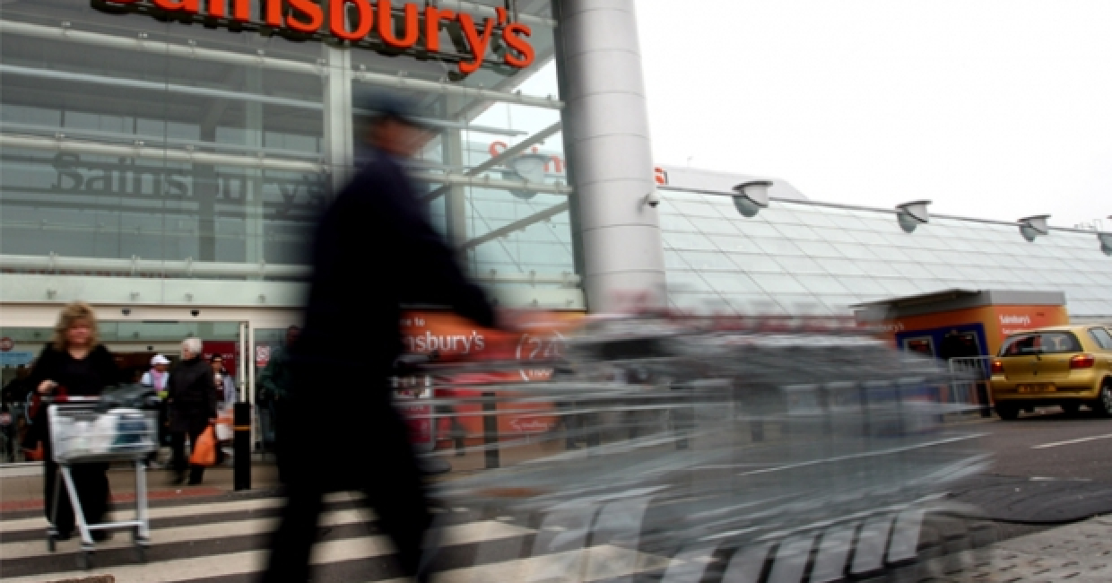 Sainsbury's enjoys Christmas sales boost but warns over challenging market