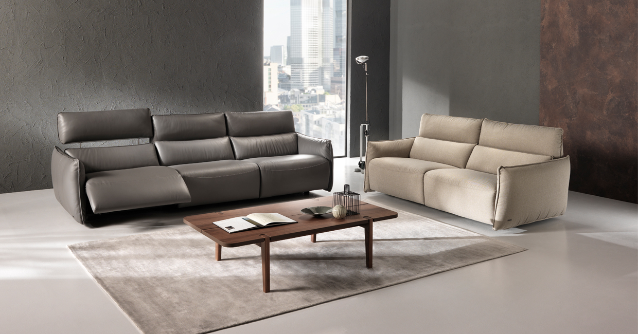 Natuzzi Is Collaborating With John Lewis To Launch Three Of Its Newest Editions Models In Seven Locations At The End January Reading