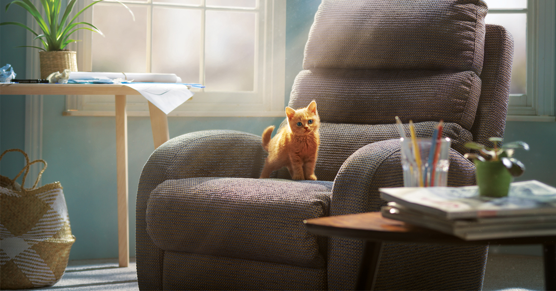 La Z Boy Launches Tv Advertising Furniture News Magazine # Meuble Tv Nesx