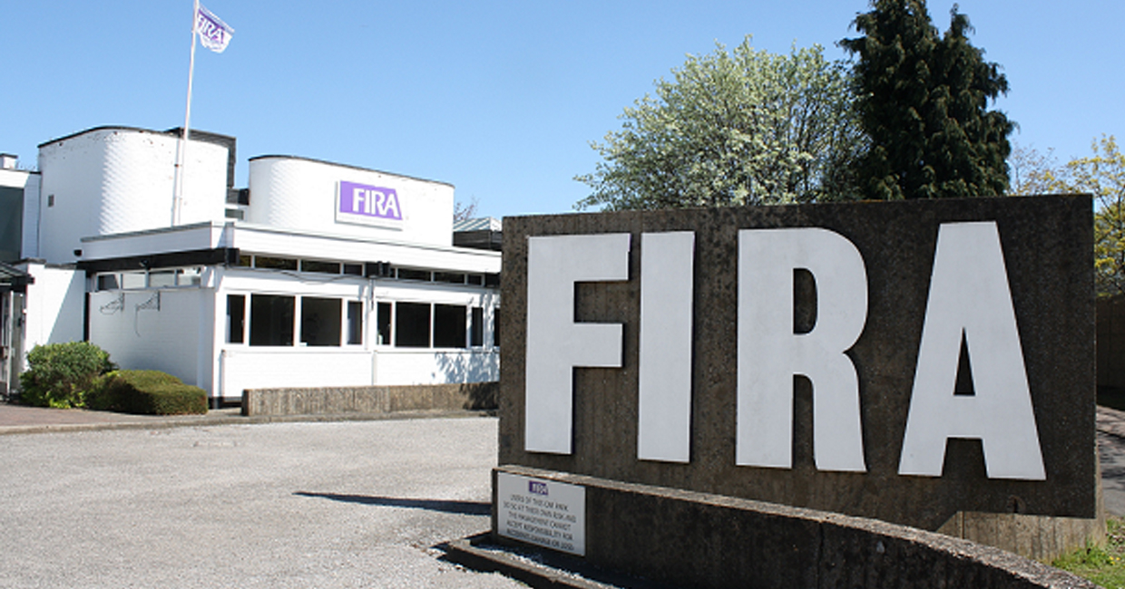 FIRA's HQ in Stevenage, Hertfordshire