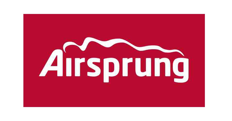 Airsprung logo