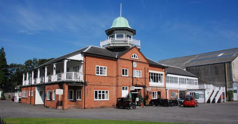 Brooklands motoring museum