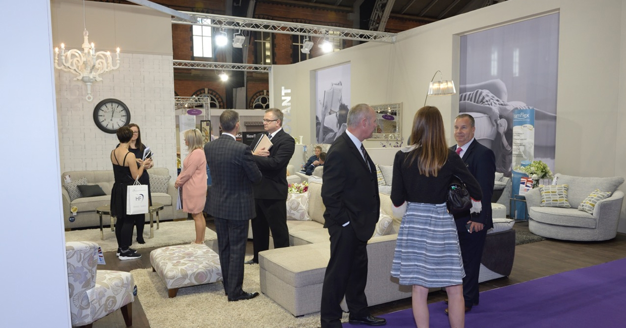 Manchester Furniture Show 2017