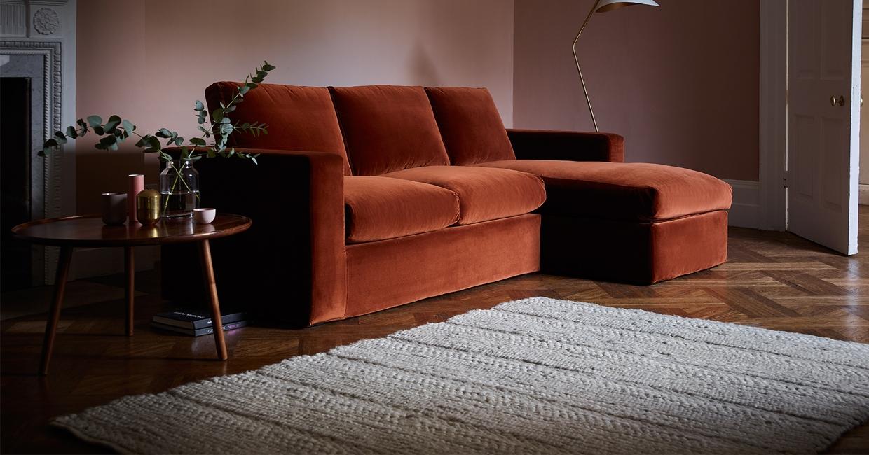 Bertie sofa, Arlo & Jacob