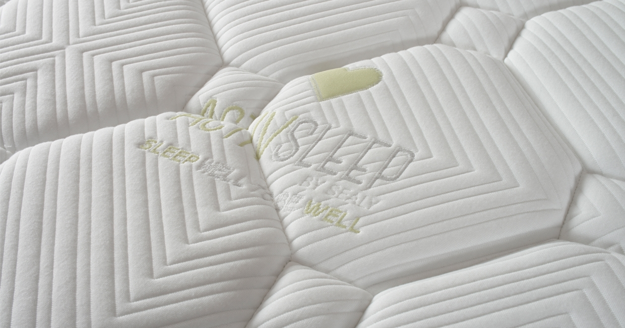 Activsleep Geltex Pocket 2800 Eurotop mattress