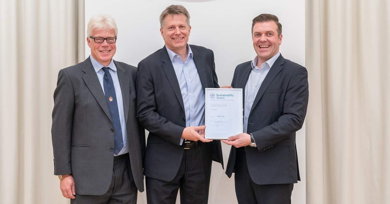 Silentnight wins sustainability accolade