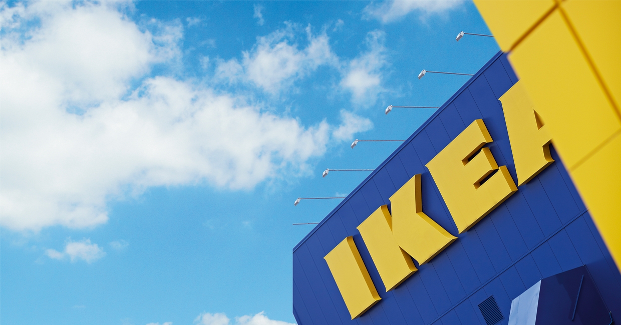A positive year helps Ikea grow market share in UK