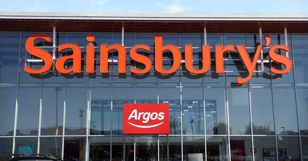 Sainsbury's H1 growth driven by Argos synergies | Furniture