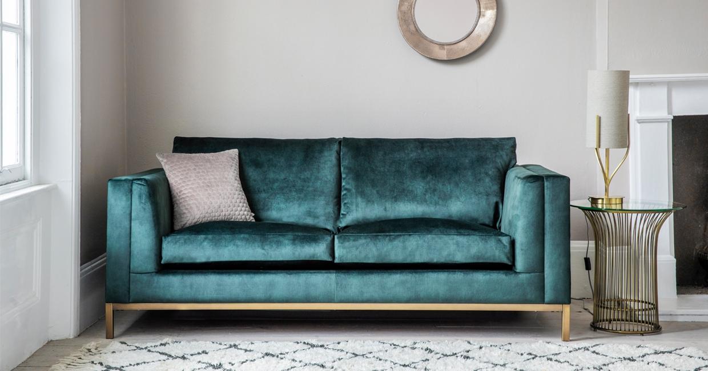 Treyford sofabed, Hudson Living, Gallery