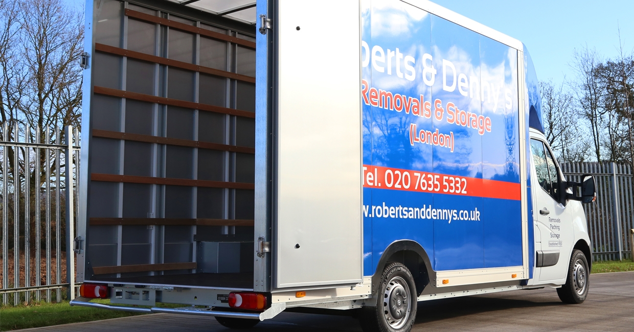 "Roberts and Denny's Removals and Storage London describes the LoLoader Safety Pack option as ""a real must"""