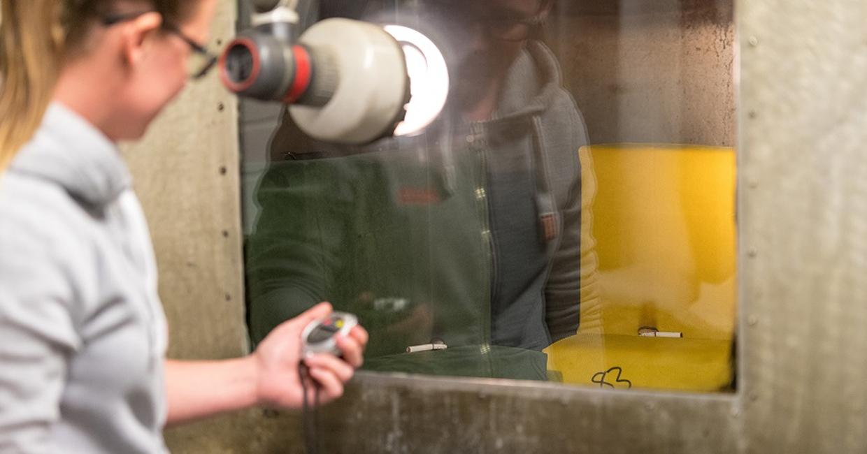 FIRA International has opened a newly-expanded flammability laboratory