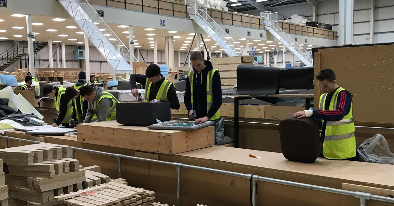 Apprentices at Westbridge
