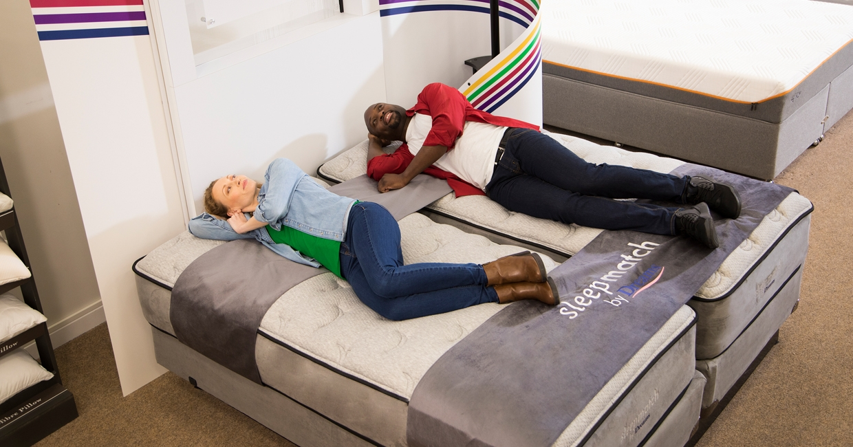 Dreams Rolls Out Mattress-matching Technology