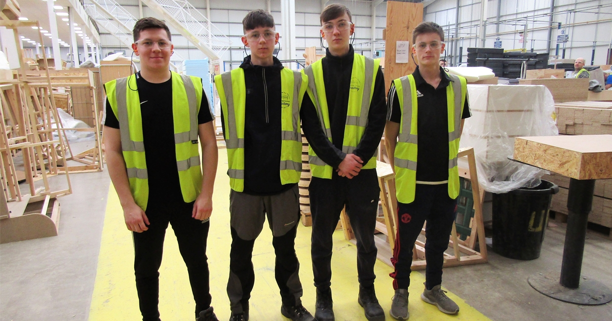 Westbridge apprentices