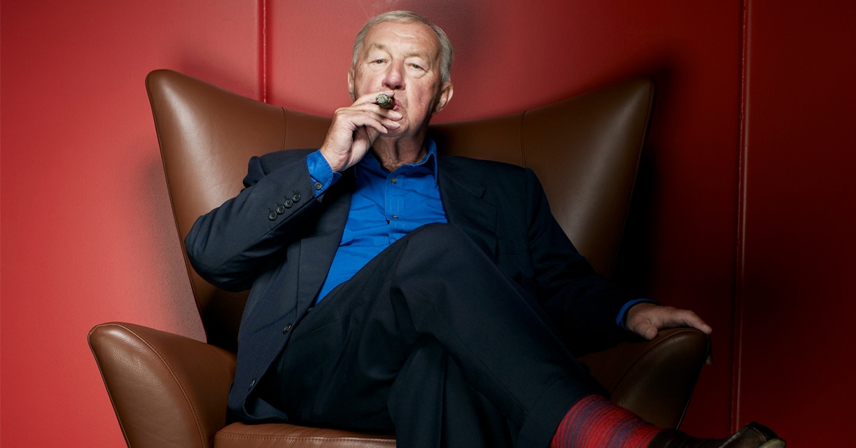 Natural habitat: Sir Terence Conran in the hotseat | Furniture ...