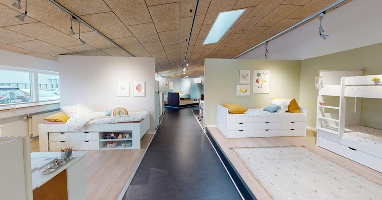 Steens' virtual showroom