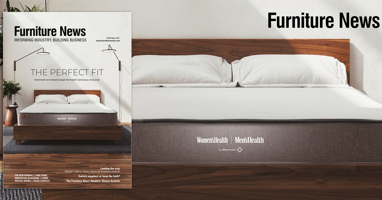 May's issue of Furniture News