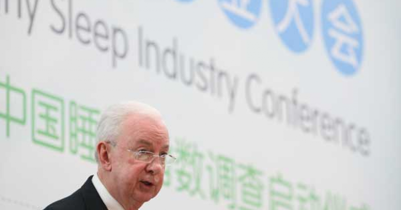Joe Carroll discussed the development of mattress marketing