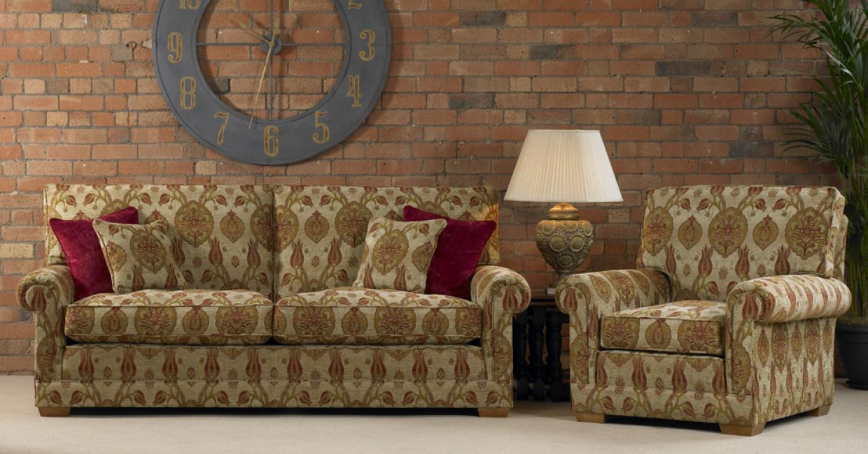 Devon, Steed Upholstery
