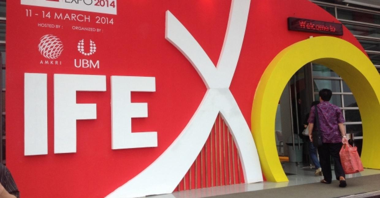 IFEX 2014