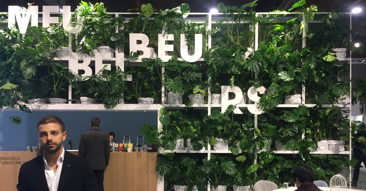 Fresh thinking at Meubelbeurs