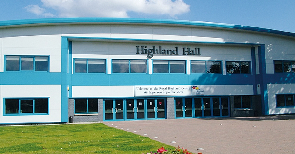 Highland Hall, Ingliston, Edinburgh