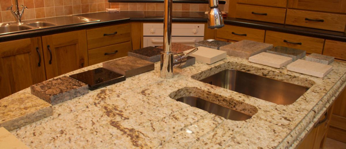 Granite worktops guarantee style Furniture News Magazine