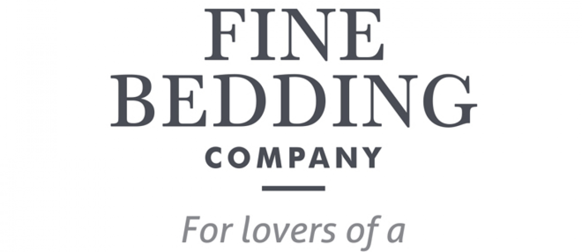 New look and feel for the Fine Bedding Company