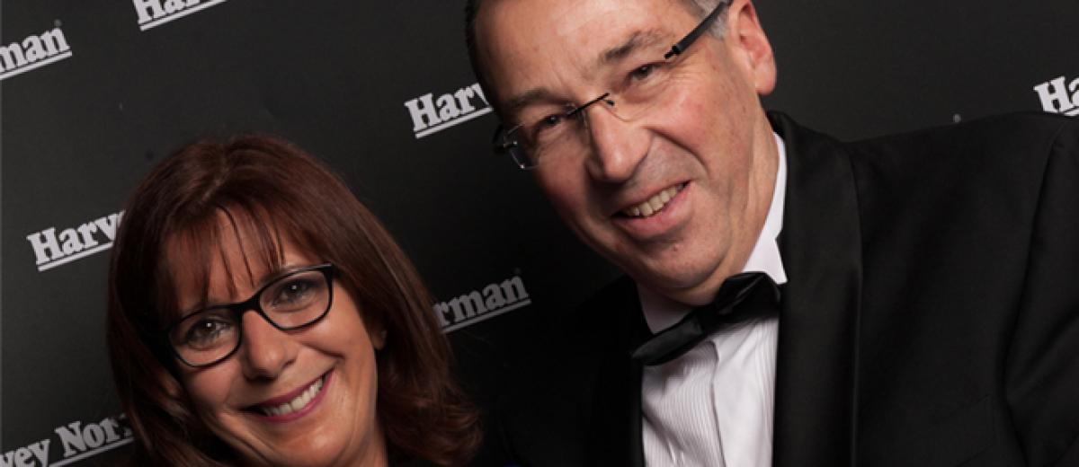 Kaymed receives harvey norman accolade furniture news - Harvey norman ireland ...