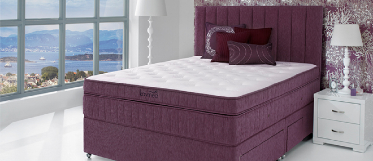 Kaymed's responsive bedding solution