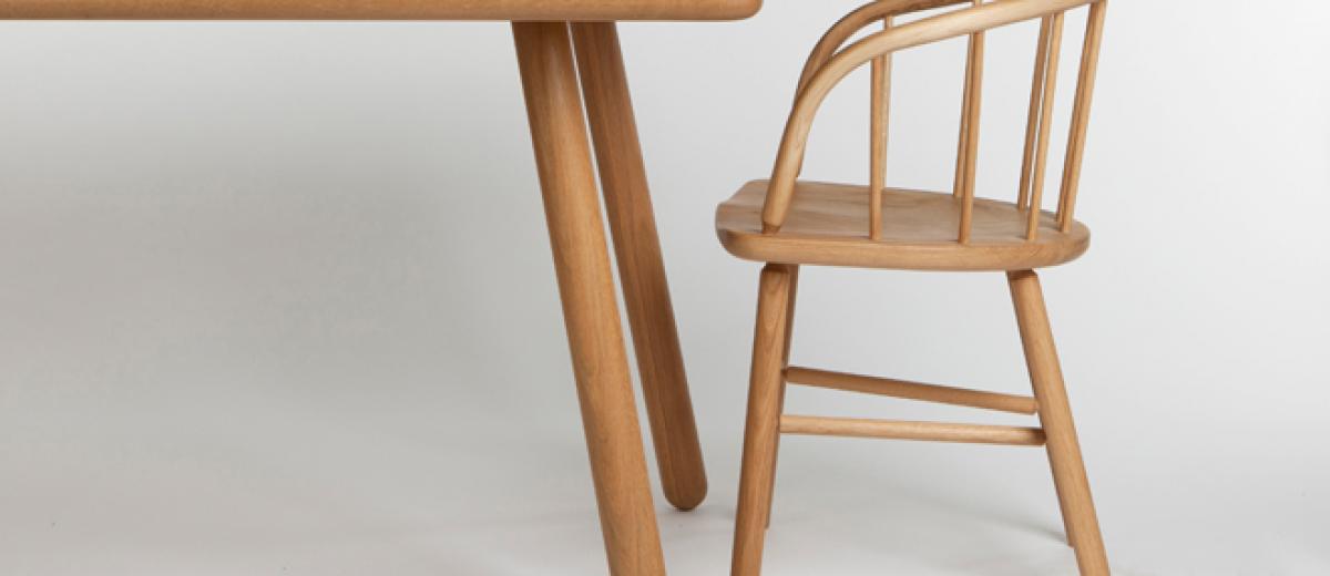 Echoes of Dorset – David Irwin's Hardy Chair