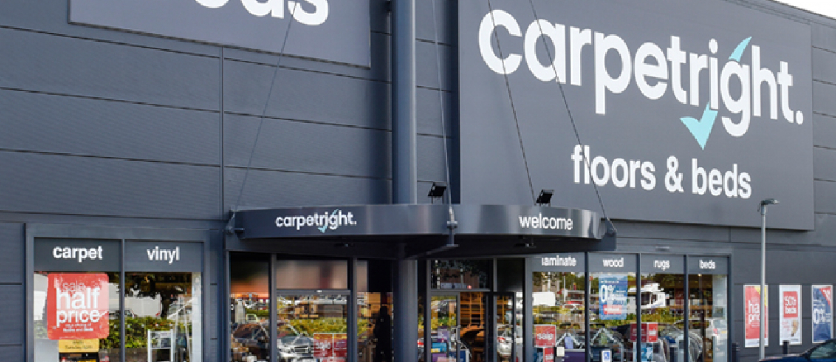 On Location: Carpetright, Croydon