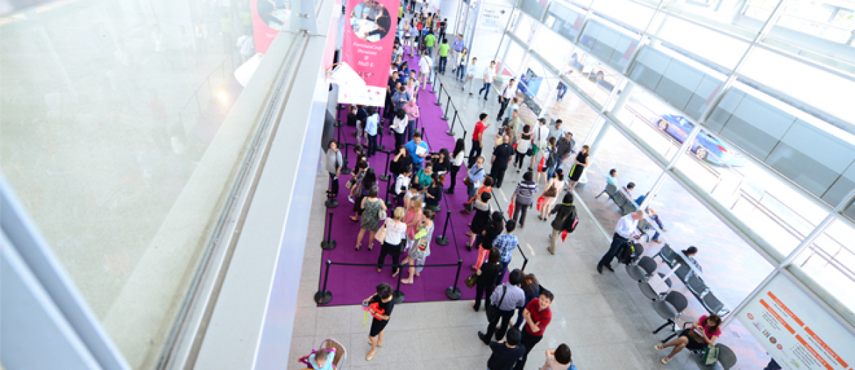 IFFS/AFS 2014, The Decor Show 2014 and Hospitality 360°
