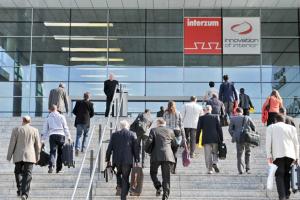 interzum records slight footfall increase
