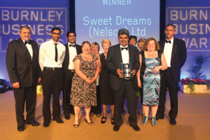Sweet Dreams wins local business award