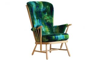 Evergreen chair, ercol