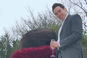 Matt Roberts, founder, Bean2Bed.com