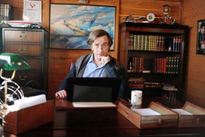 Essex Interiors supplies products for Alan Partridge film set
