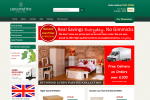 Devonshire Pine & Oak launches e-commerce site