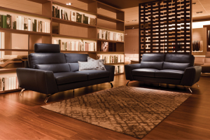Natuzzi's Leather Editions