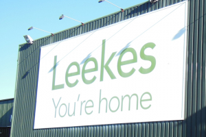 Strong retail performance from Leekes