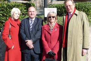 BFC delegation returns from Europe