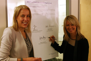BRC and DWP begin retail career push