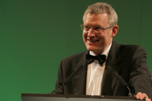 Jeremy Vine to host NBF Bed Show gala dinner