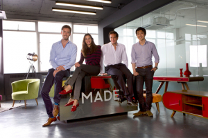 Furniture e-tailer Made in UK's top tech companies