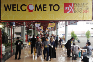 Indonesian IFEX fair off to strong start
