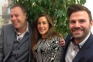 Mammoth's Jason Ellis inaugurated