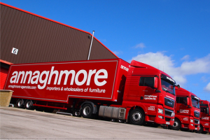 Annaghmore introduces new vehicle fleet